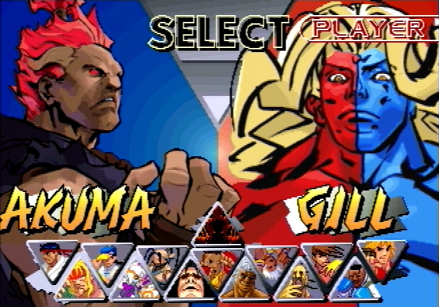 Combovid Com View Topic Character Select Screens